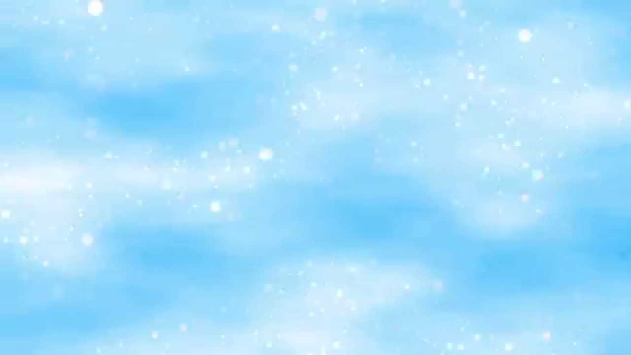 SKY with Bubbles and pretty Effects Background HD - YouTube