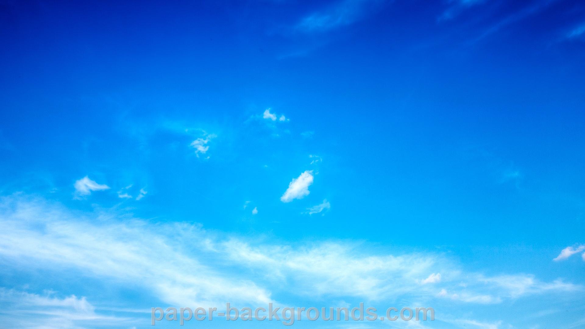 Blue Background Sky – hmzbtk