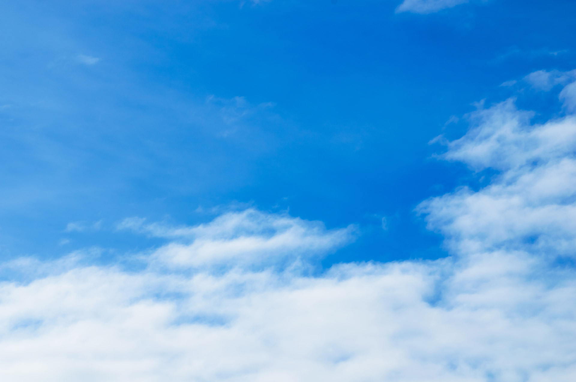Blue Sky - Background Free Stock Photo - Public Domain Pictures