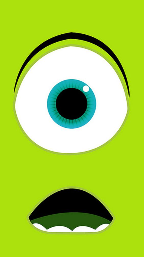 Monsters University Phone Wallpaper Android | Disney Pixar