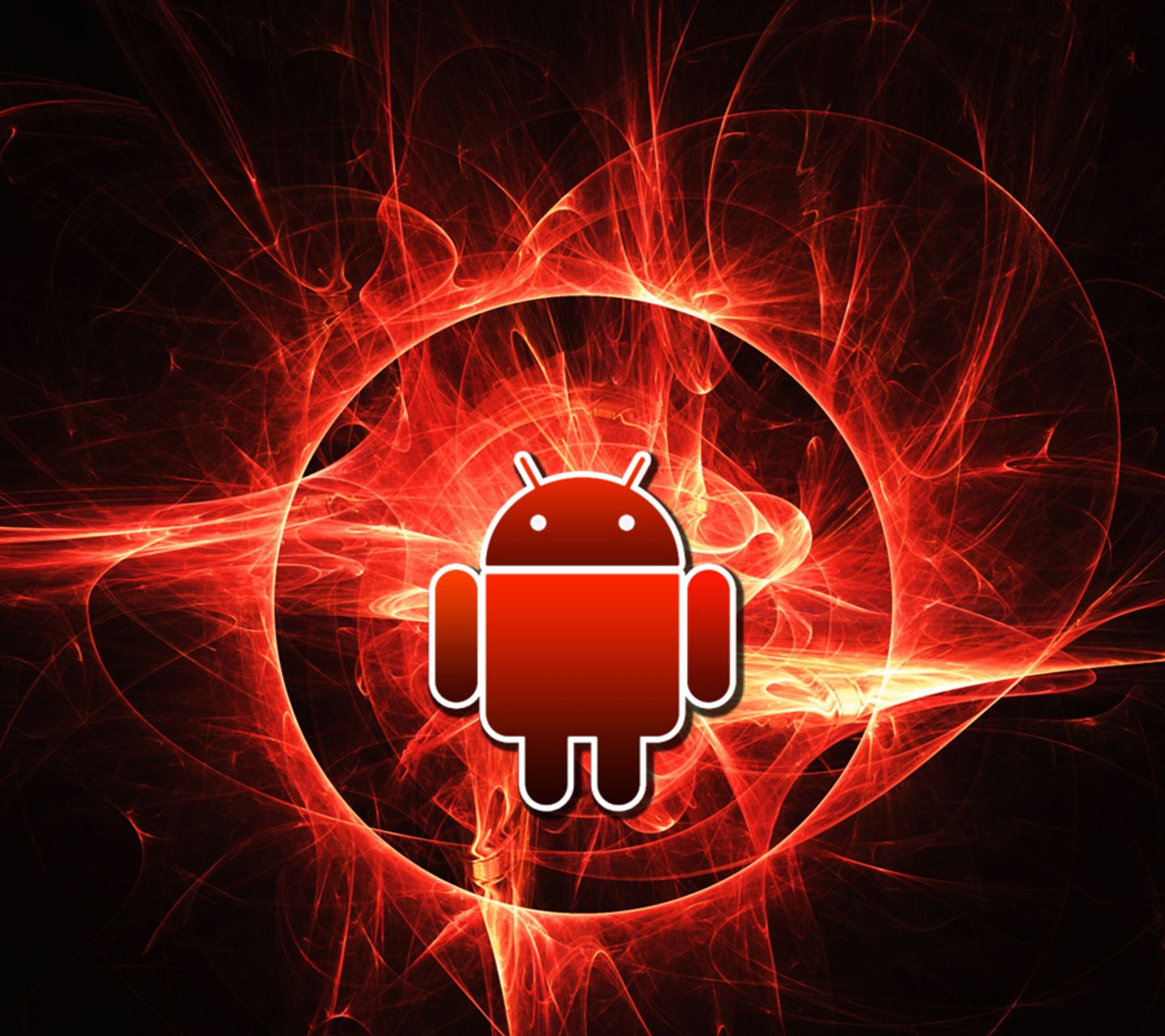 Red Android Wallpapers Group (65+)
