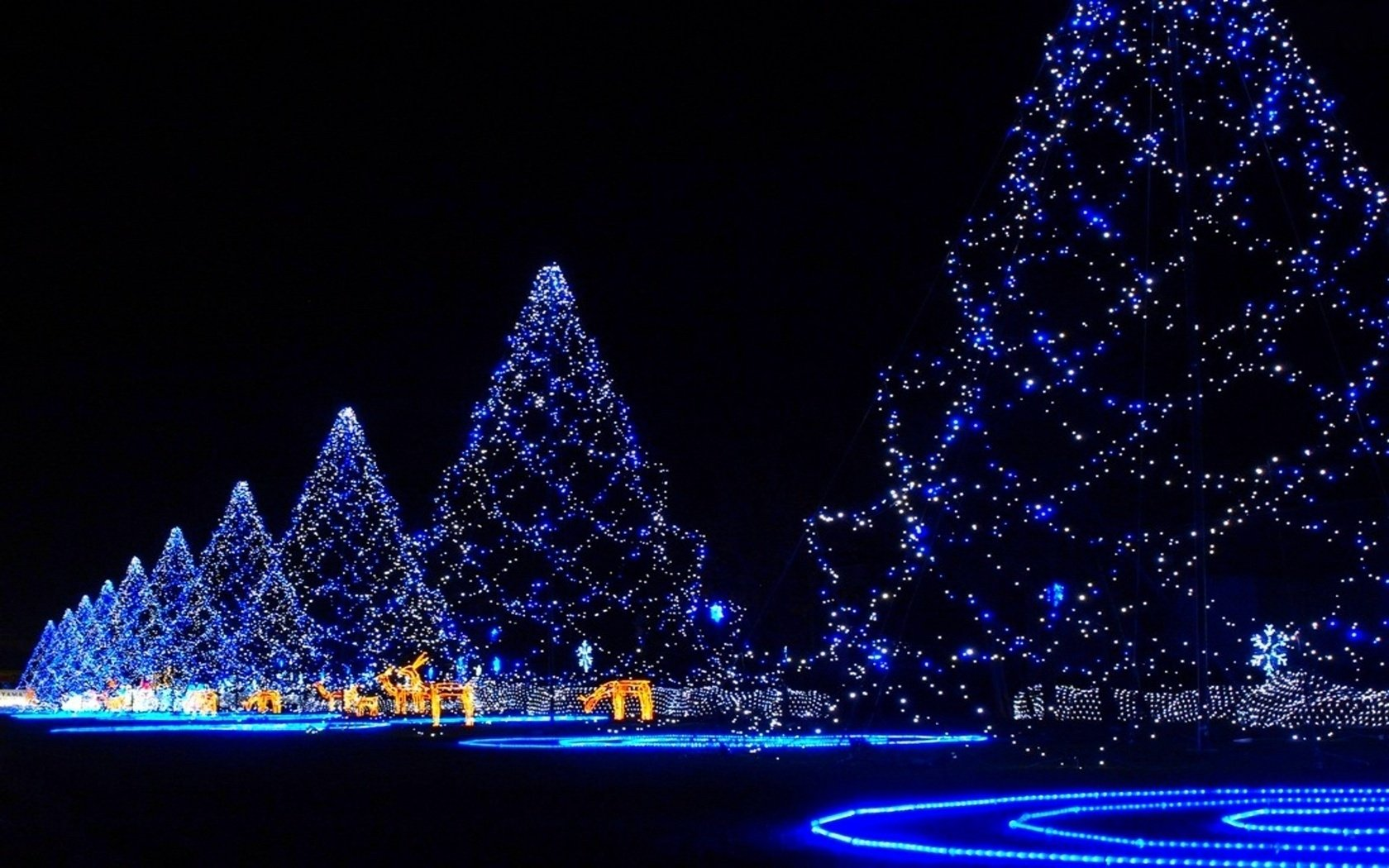 2725 Christmas HD Wallpapers | Backgrounds - Wallpaper Abyss