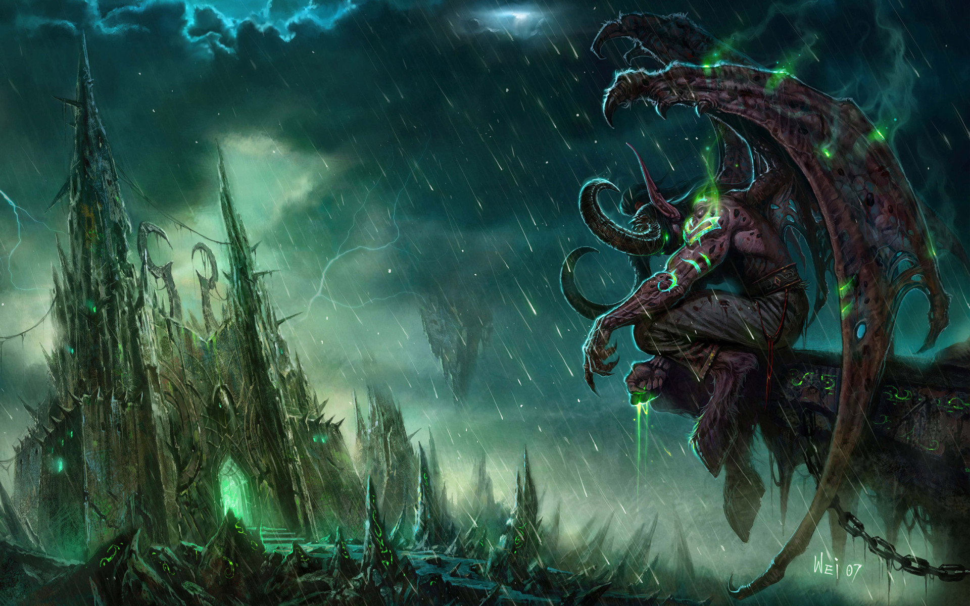 Fantasy Wallpapers HD Widescreen Group (69+)