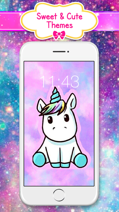 Cute Wallpapers - Cool Backgrounds for Girly Girls on the App Store