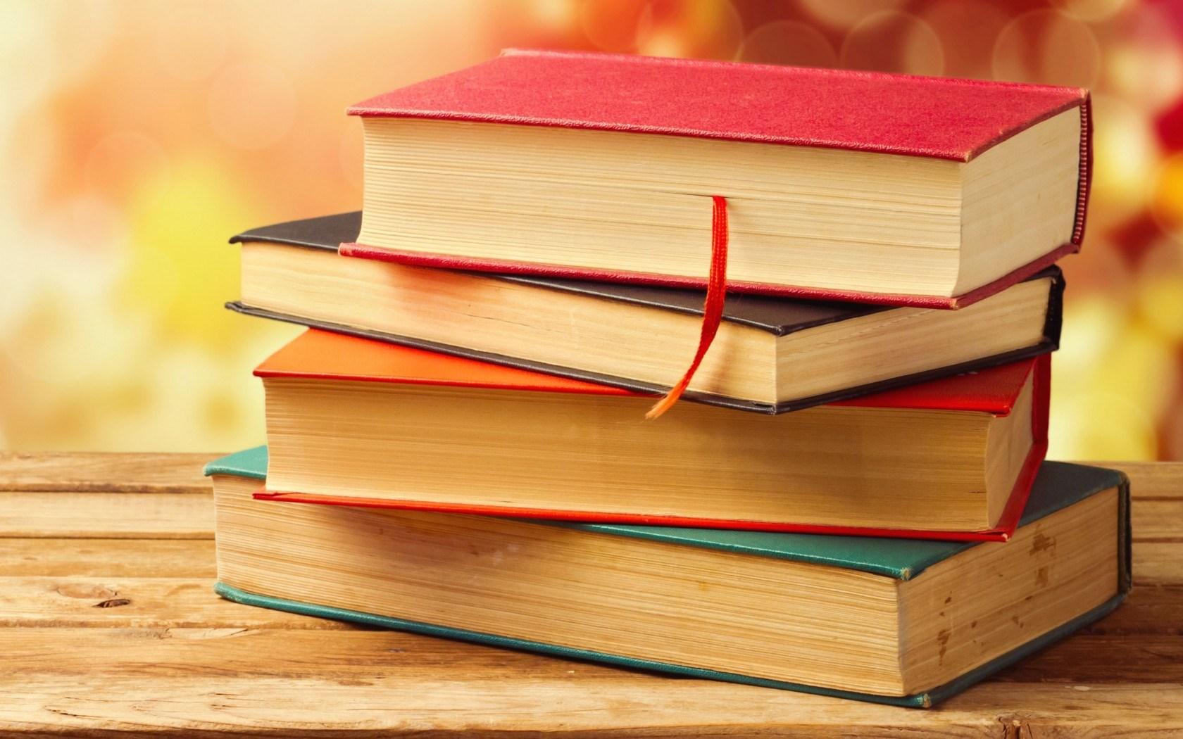Wallpaper with Books - WallpaperSafari