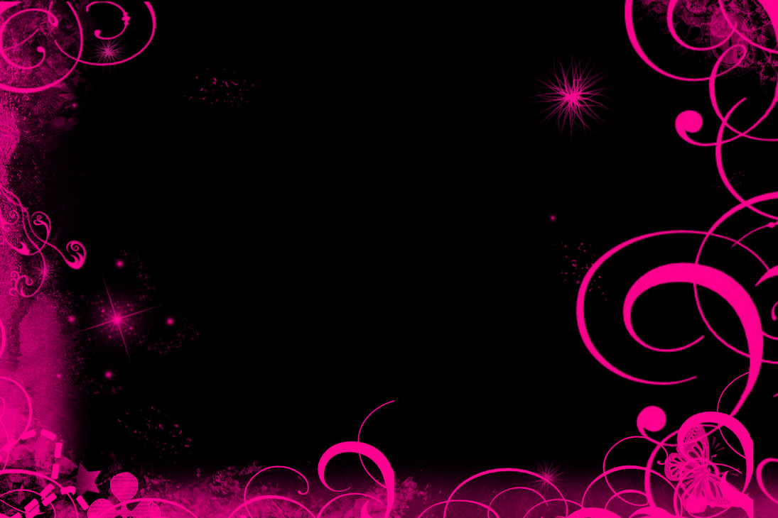 Collection Of Backgrounds Pink And Black On Hdwallpapers