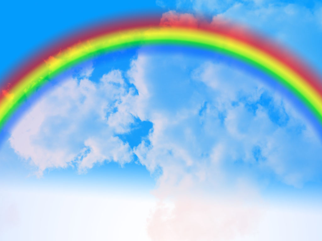 65 Backgrounds Rainbow Pictures
