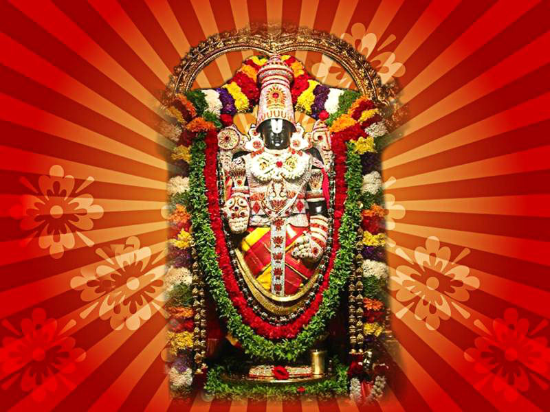 Lord Venkateswara Wallpaper HD High Resolution Download | Lord