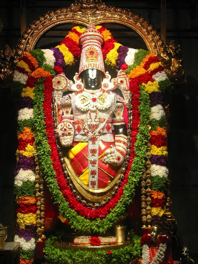 Rare Photos of Balaji (from Lord Sri Venkateswara temple at