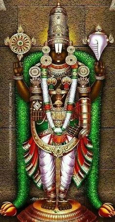 Lord Balaji Wallpapers Gallery Tirupati Balaji HD Photos | God