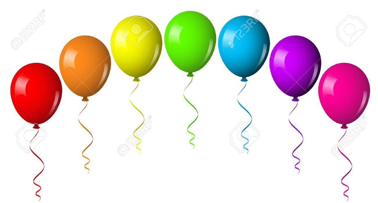 Birthday Balloons Clip Art & Birthday Balloons Clip Art Clip Art