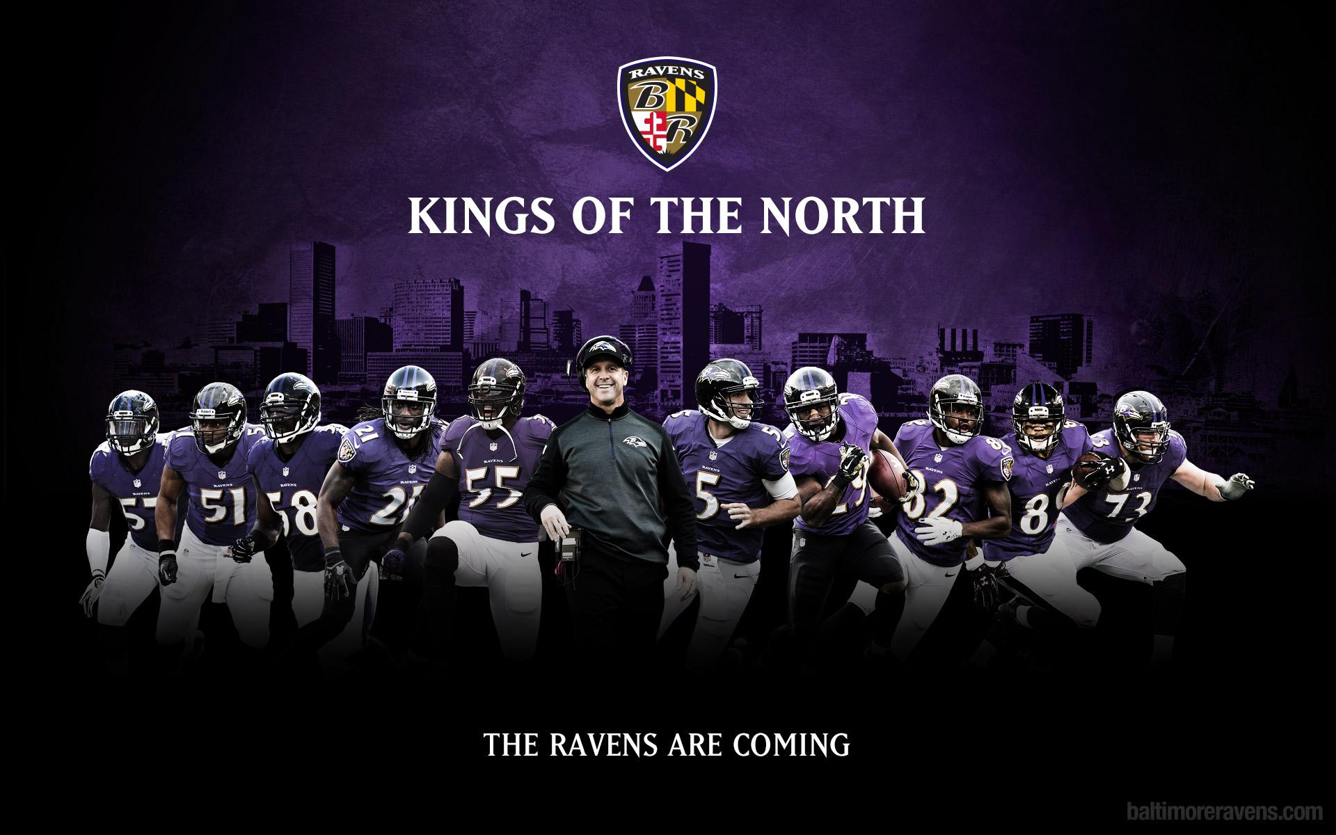 Ravens Desktop Wallpaper Group (0+)