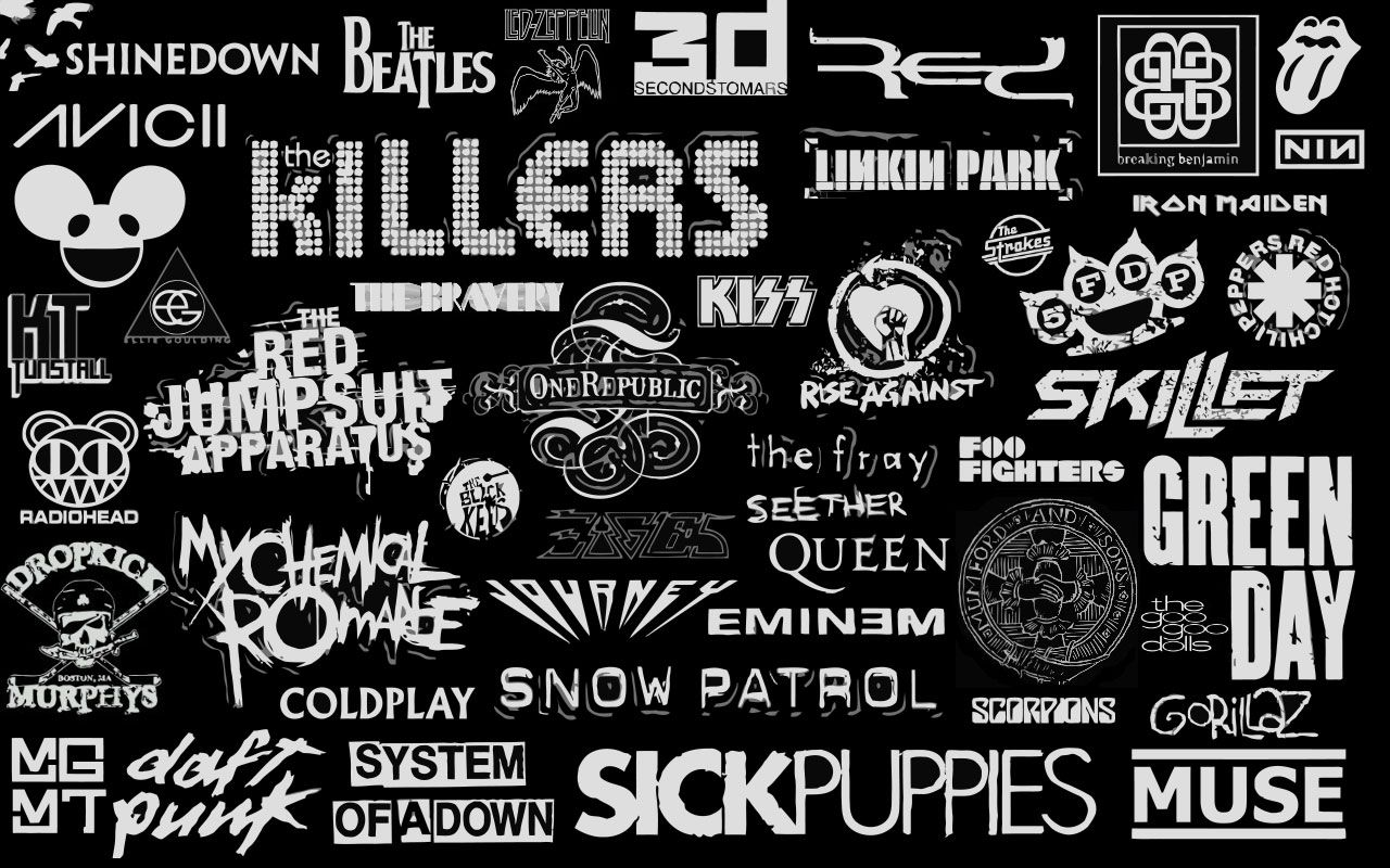 Band wallpaper Group (76+)