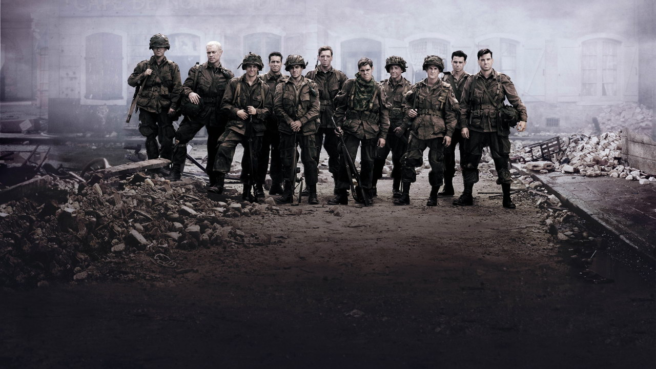 Top HD Band Of Brothers Wallpaper | TV HD | 146 26 KB