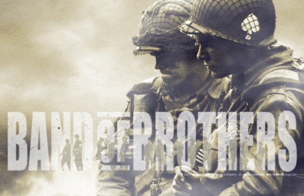 Band of Brothers Poster - wallpaper