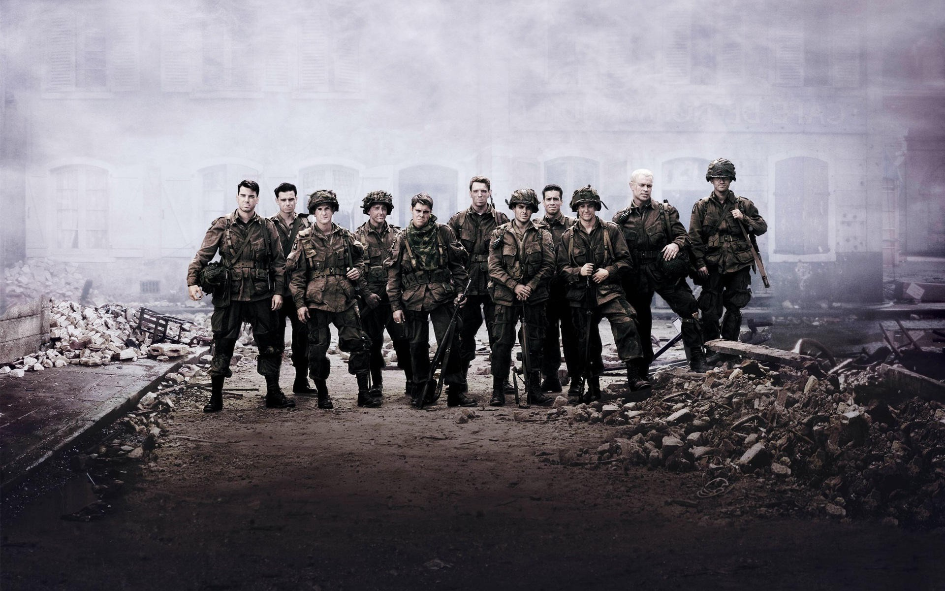 Band Of Brothers Wallpaper #6773829