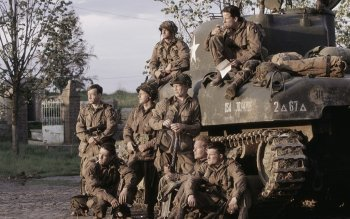 19 Band Of Brothers HD Wallpapers | Backgrounds - Wallpaper Abyss