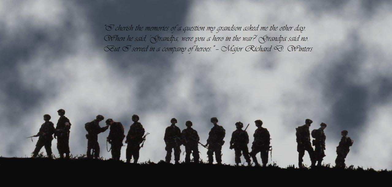 27+ Best HD Band Of Brothers Wallpapers | feelgrPH