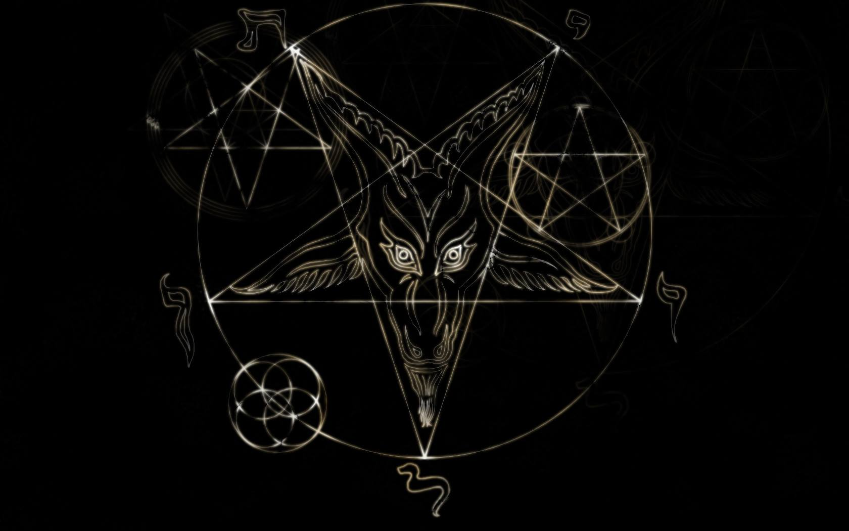 Baphomet Wallpaper