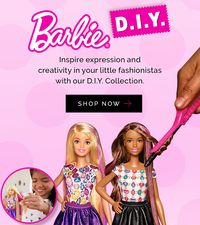 Barbie Toys, Dolls, Playsets, Dream Houses & More | Barbie