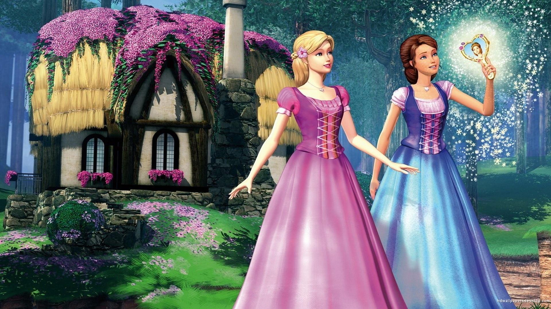 Barbie HD Wallpapers - WallpaperSafari