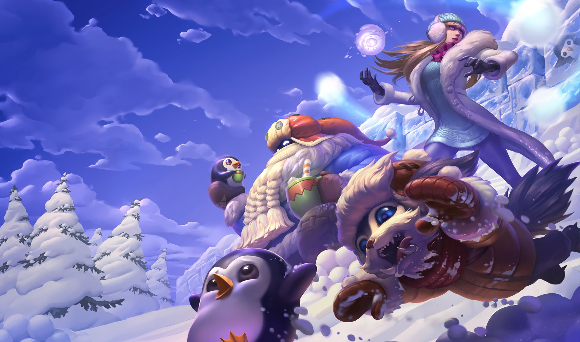 8 Bard (League Of Legends) HD Wallpapers | Backgrounds - Wallpaper