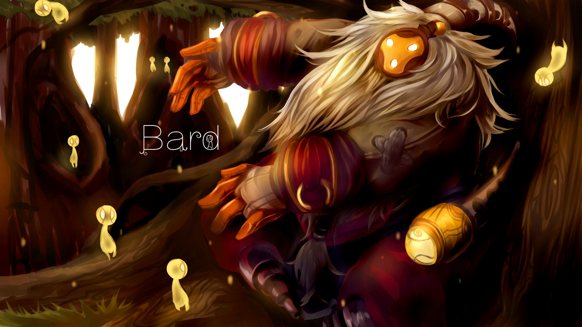 Bard - LoLWallpapers