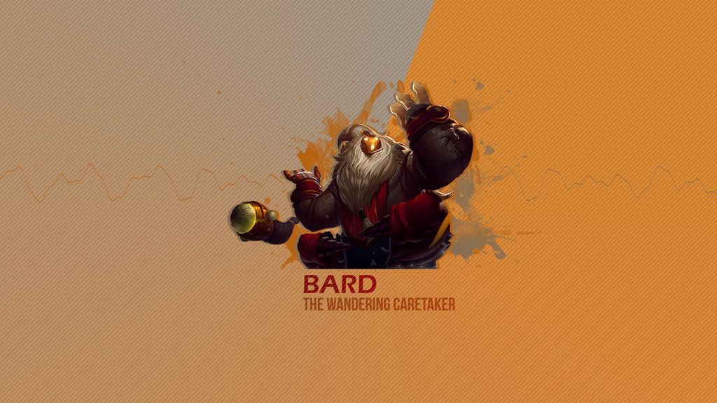 Bard Wallpaper by DatSeanor on DeviantArt