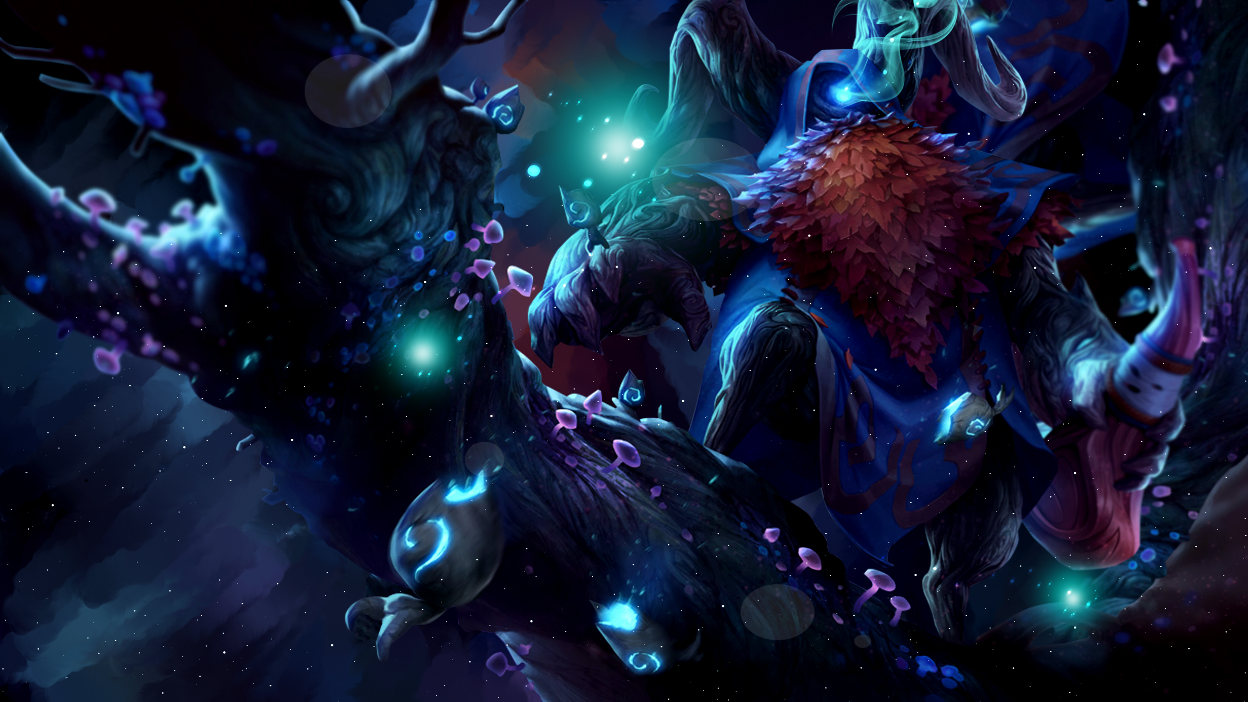 DeviantArt: More Like League of Legends - Bard Wallpaper by Soinnes
