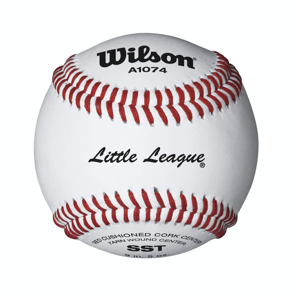 Baseball Equipment - Wilson Baseball