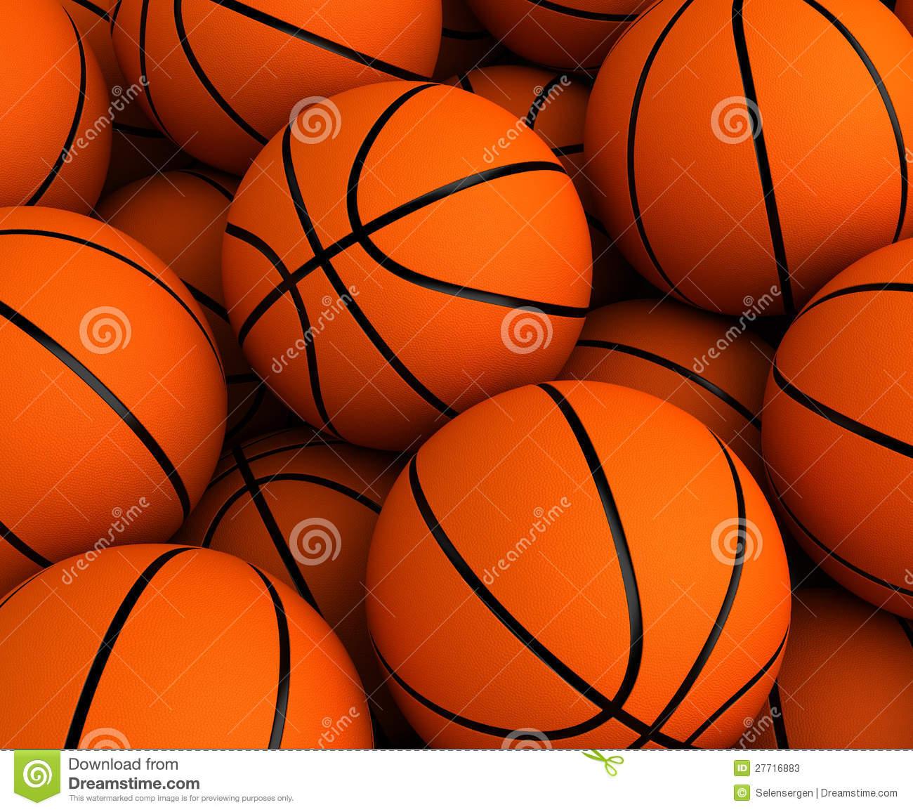 Basketball Background Stock Photos - Image: 27716883
