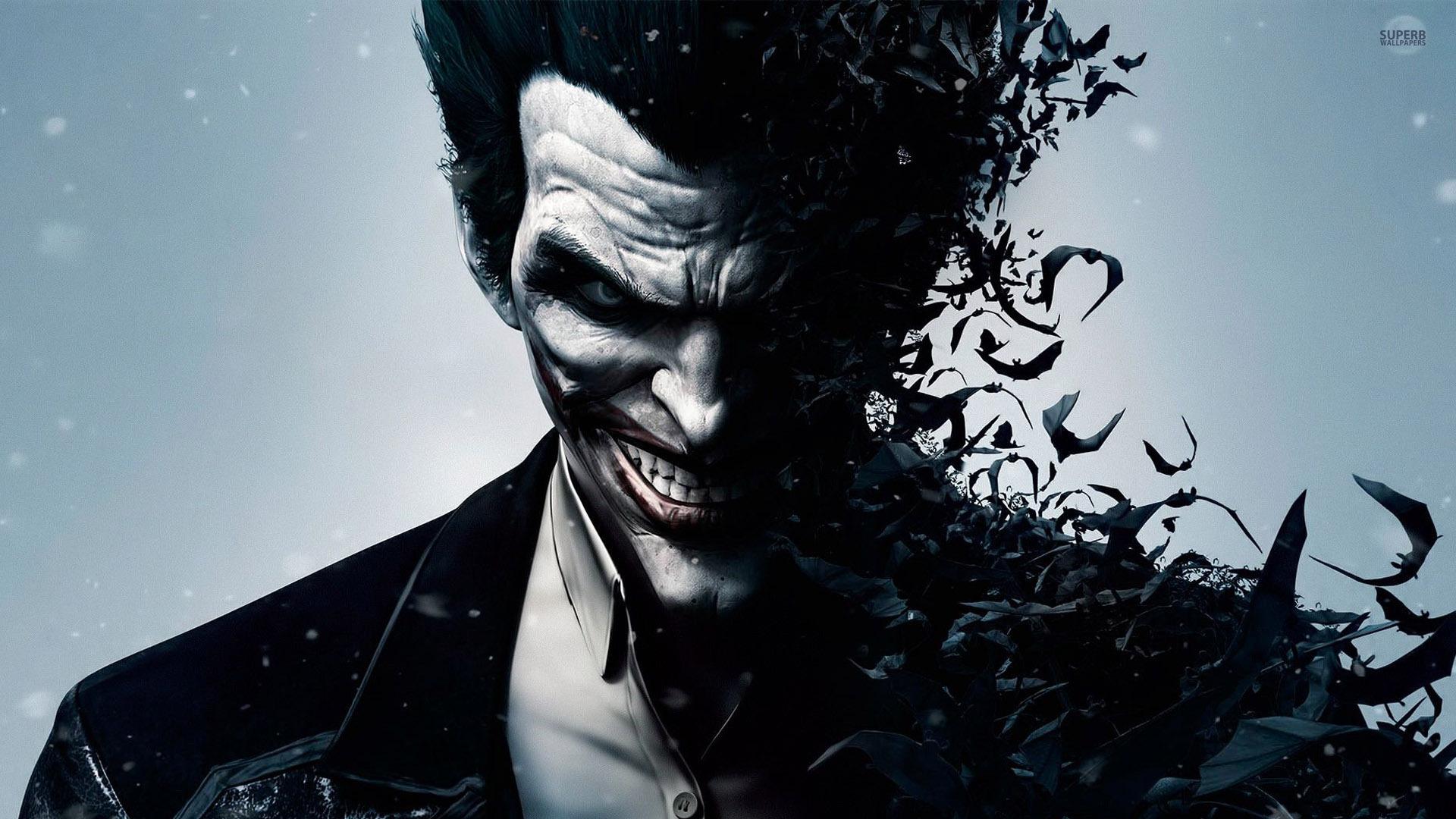 Batman And The Joker Wallpaper Sf Wallpaper