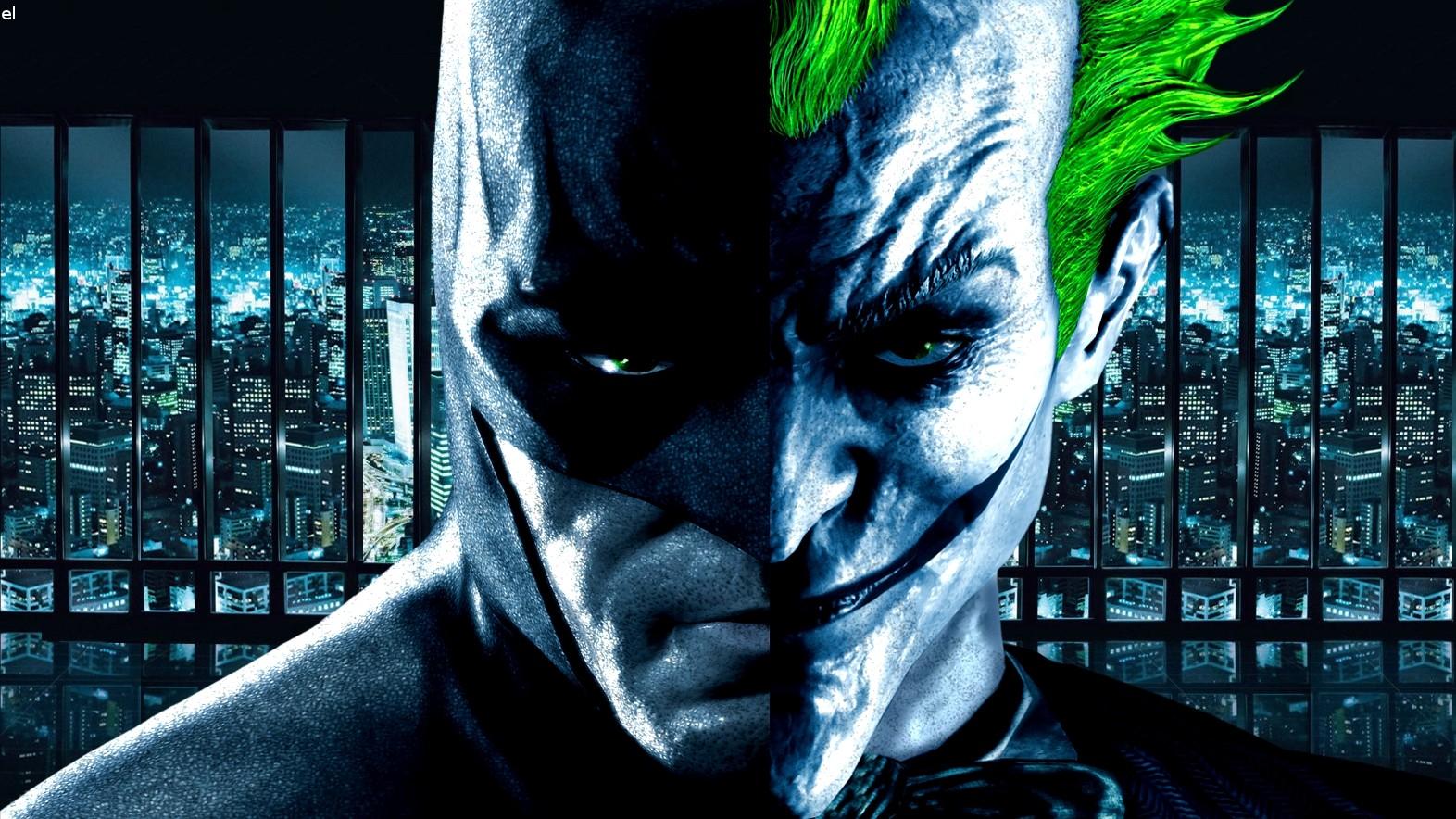Batman and The Joker by Paullus23 on DeviantArt | stuff for Nicky