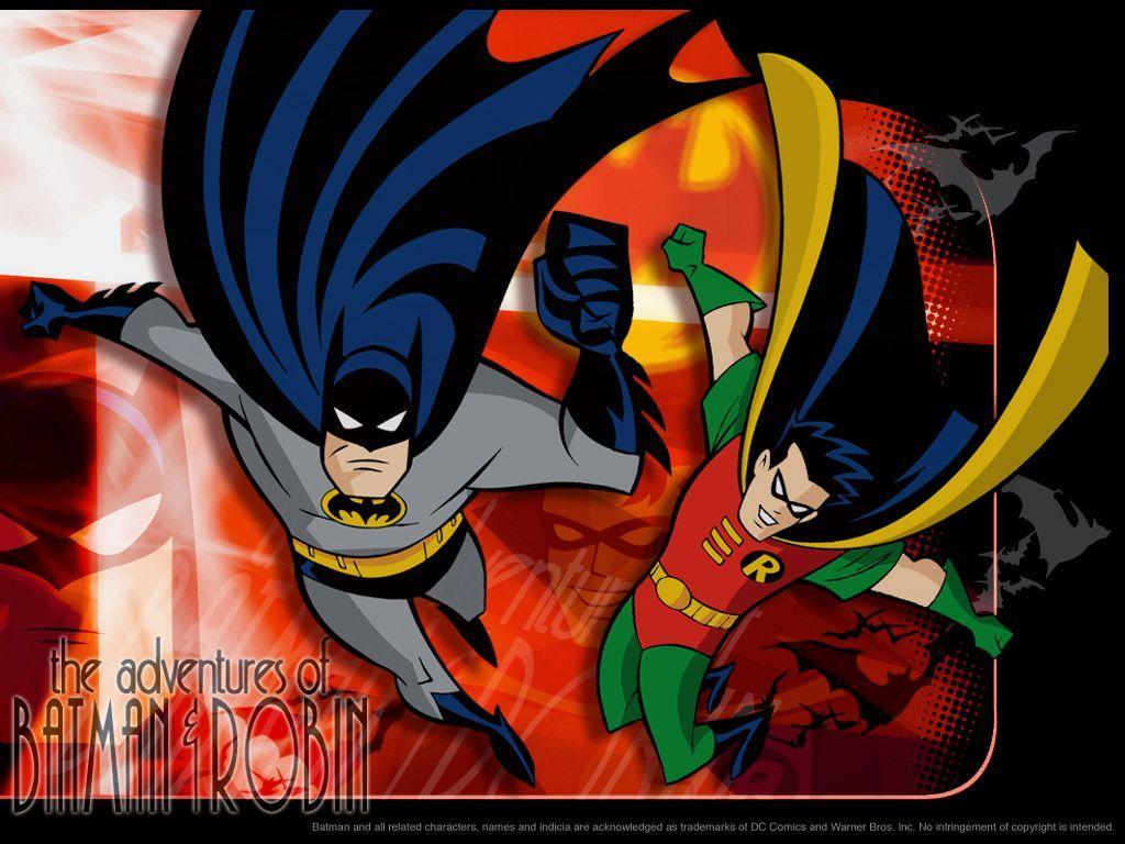 Batman animated series wallpaper - SF Wallpaper