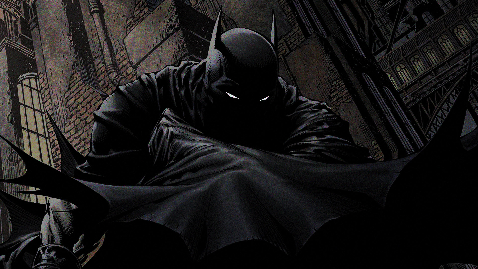 Top 10 HD Batman Movie Desktop Wallpapers
