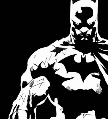 Download Black And White Batman Wallpaper Gallery