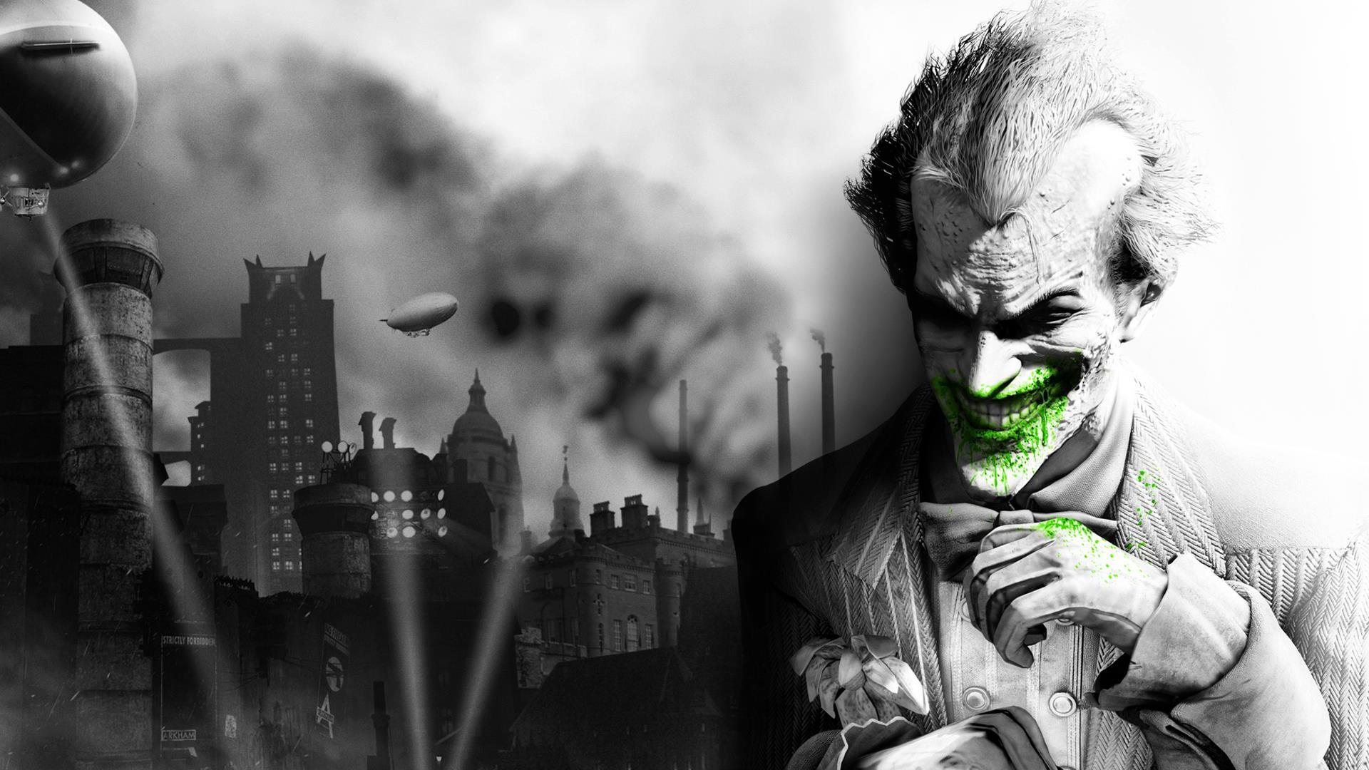 Batman City Wallpaper Sf Wallpaper
