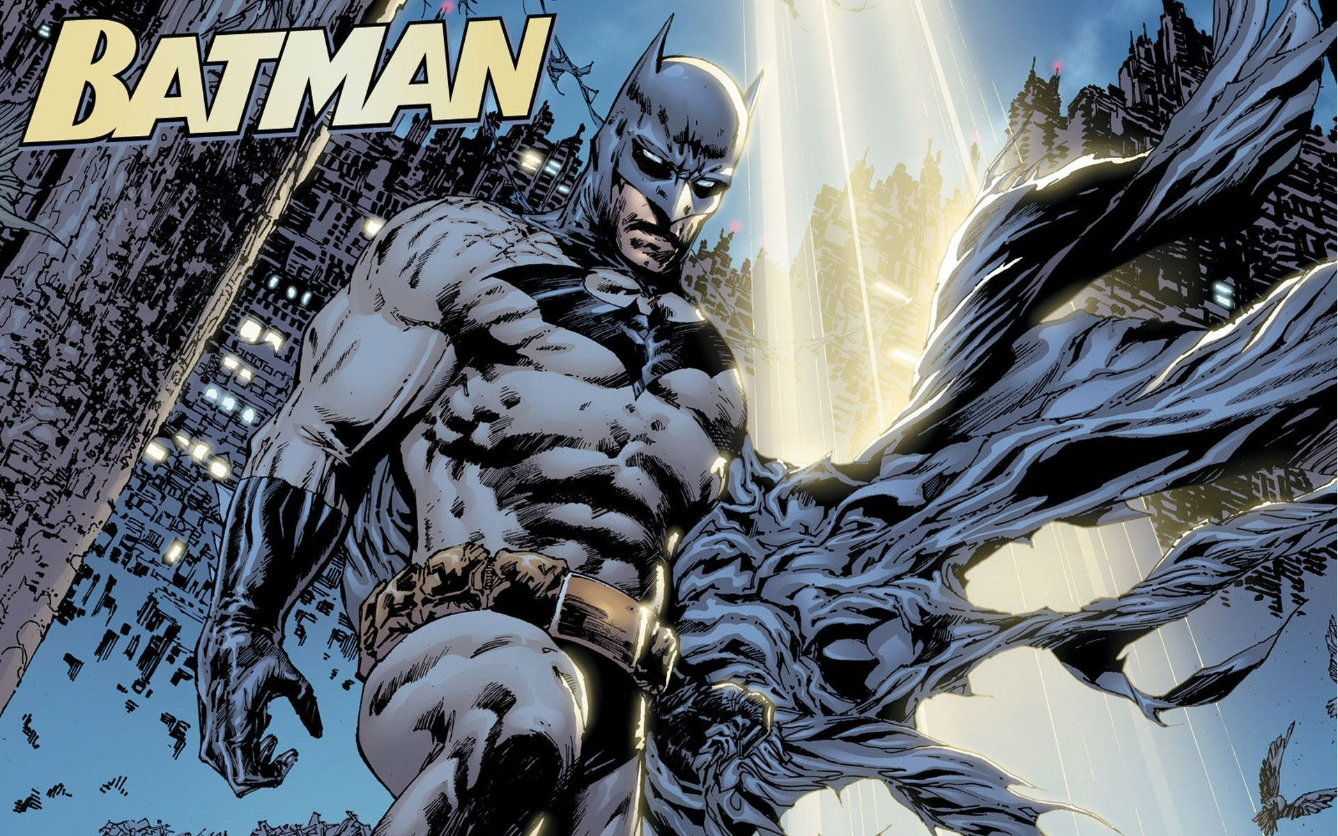 batman comic hd wallpaper - sf wallpaper