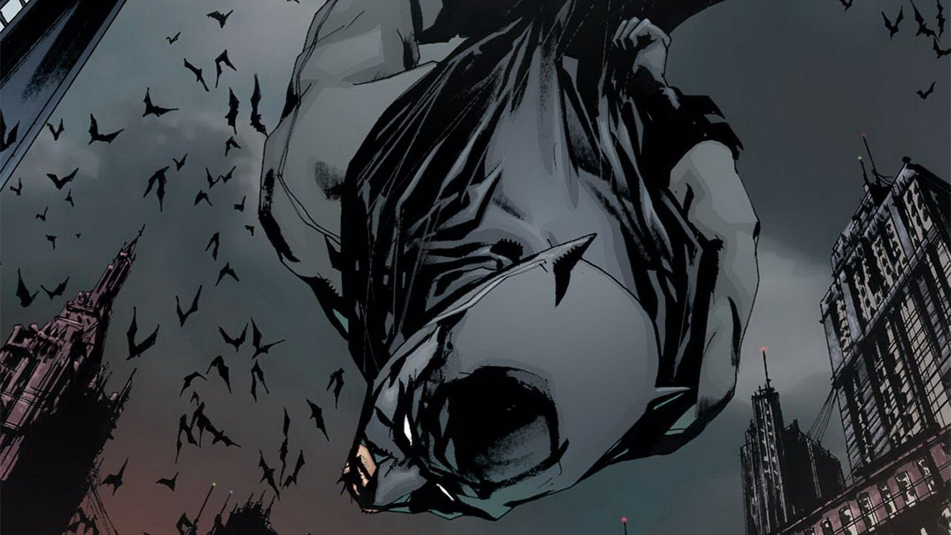 Batman Comic Wallpapers Group (86+)