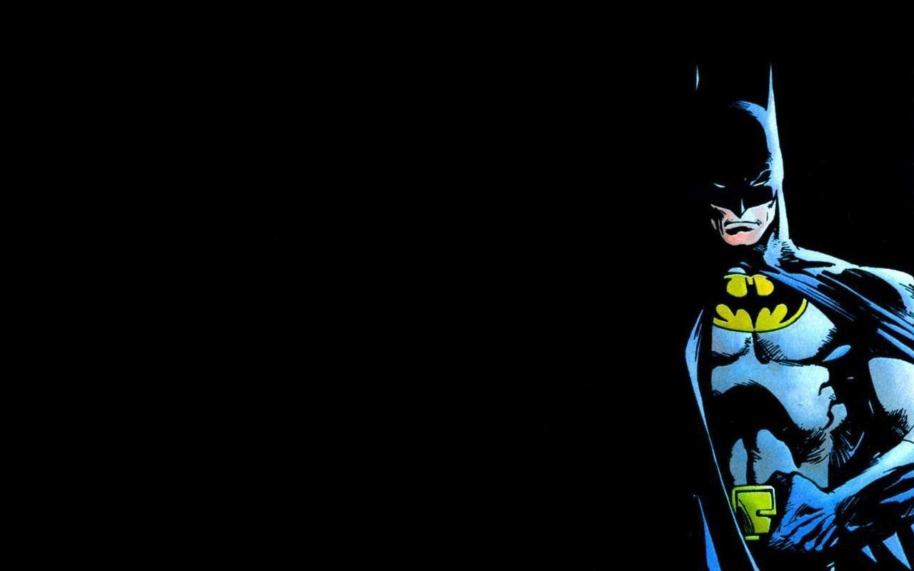 Batman Cartoon Wallpapers - Wallpaper Cave