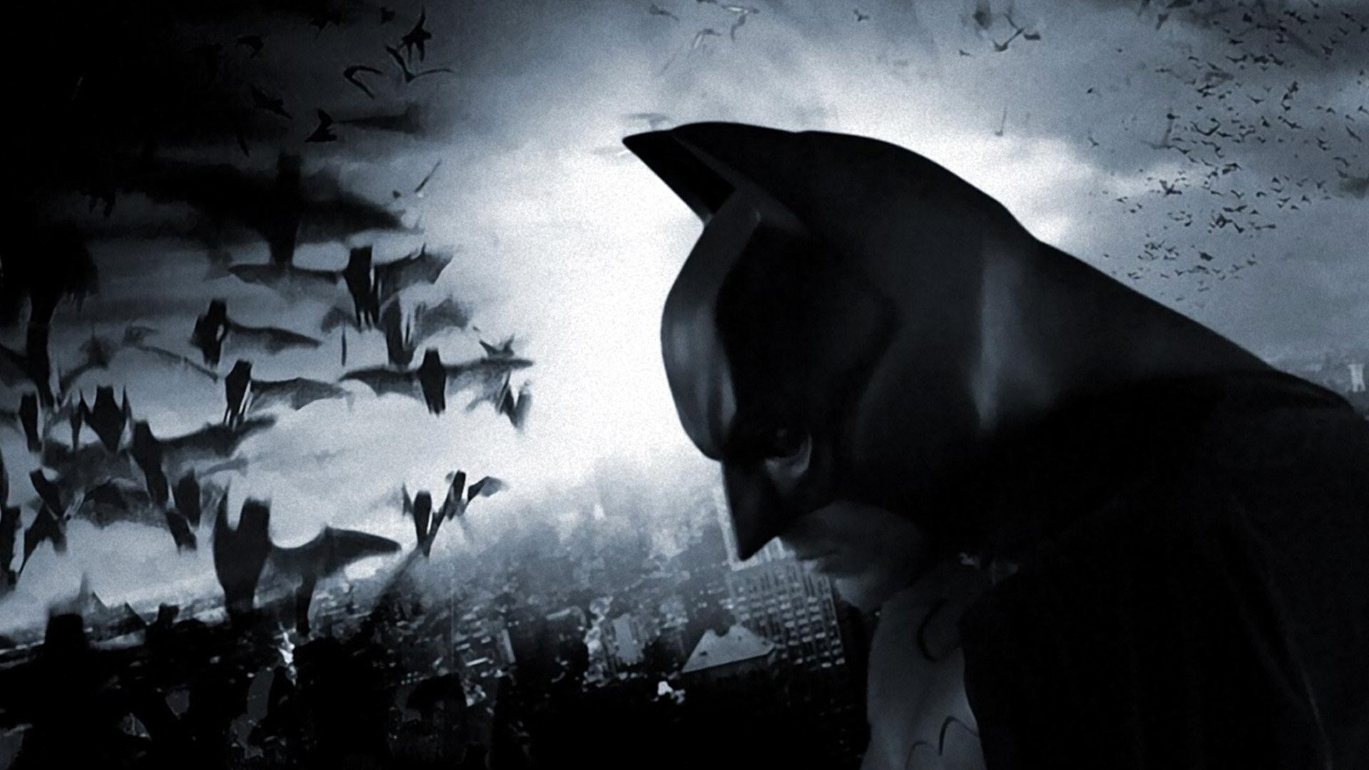 Batman HD Desktop Wallpaper 1920x1080 - WallpaperSafari