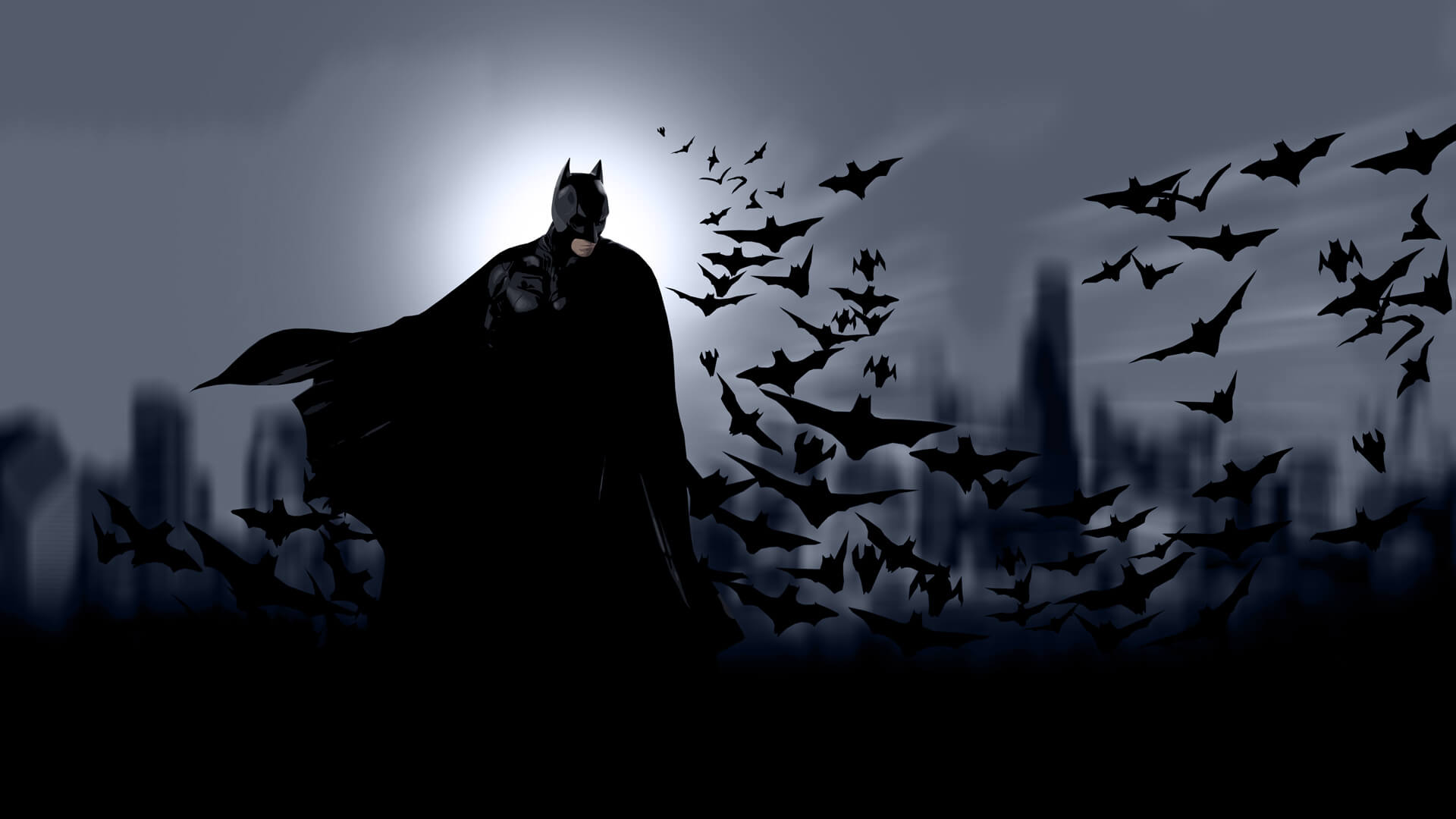 Collection Of Batman Hd Wallpapers For Desktop On HDWallpapers