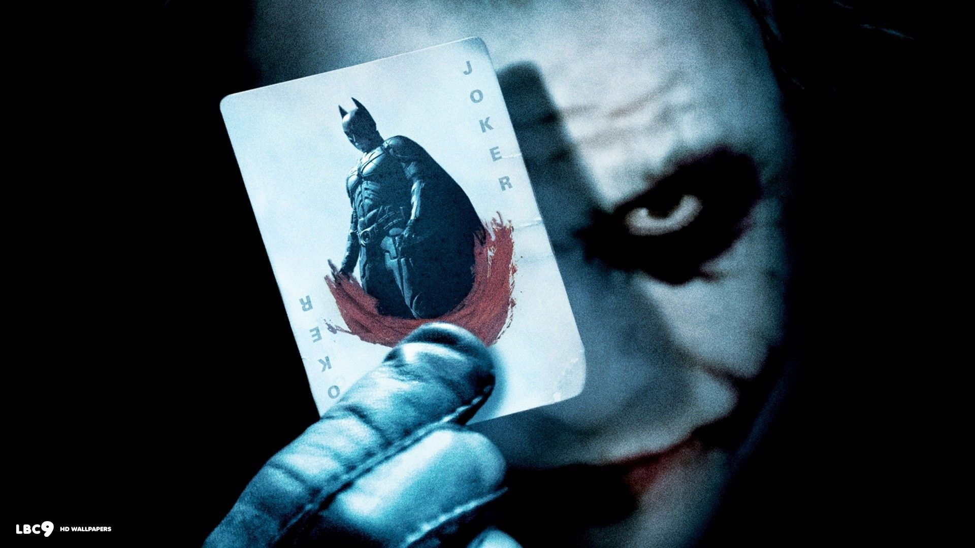 The Joker Dark Knight Wallpapers Group (85+)