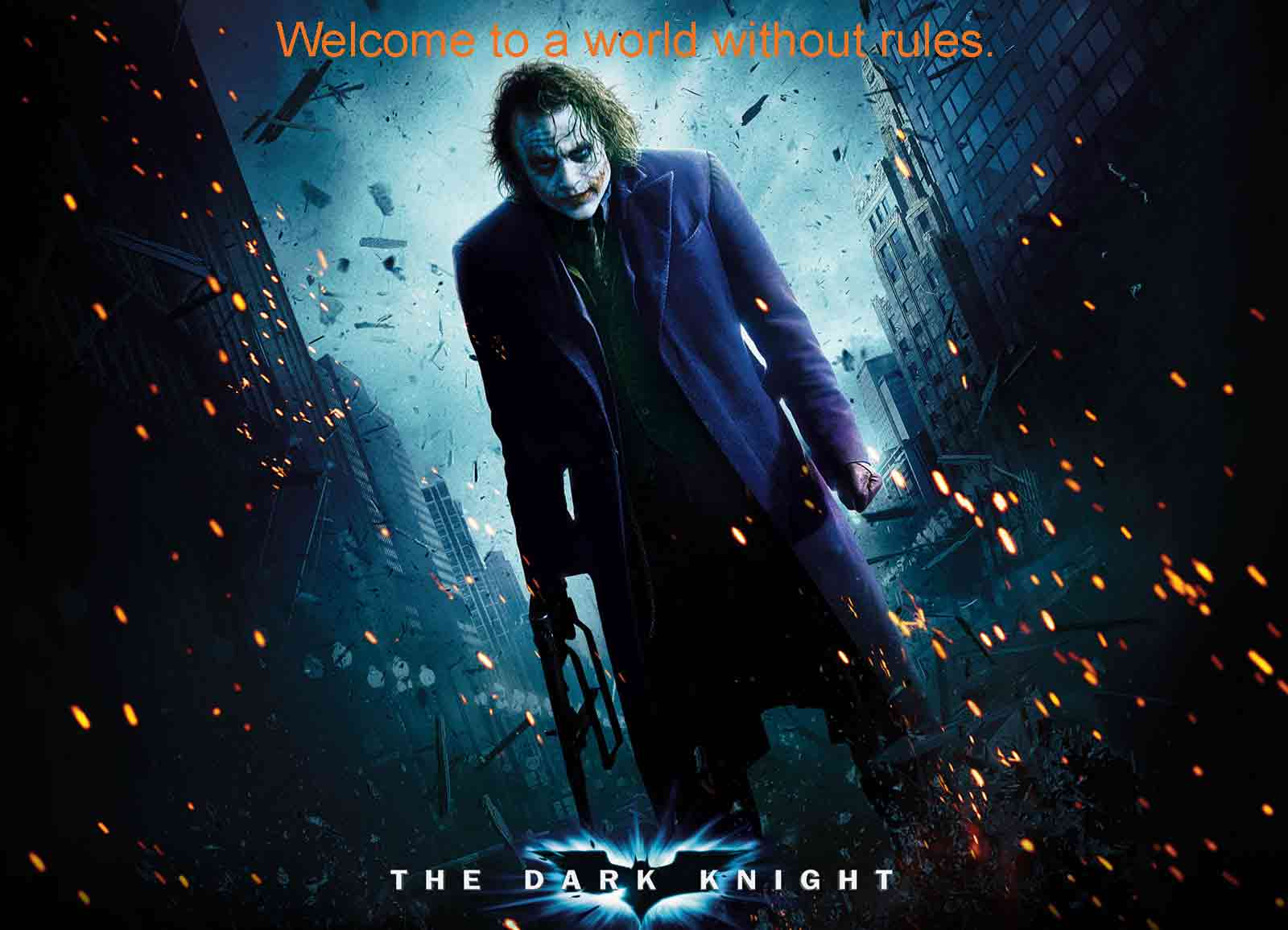 Joker Wallpapers Dark Knight - Wallpaper Cave