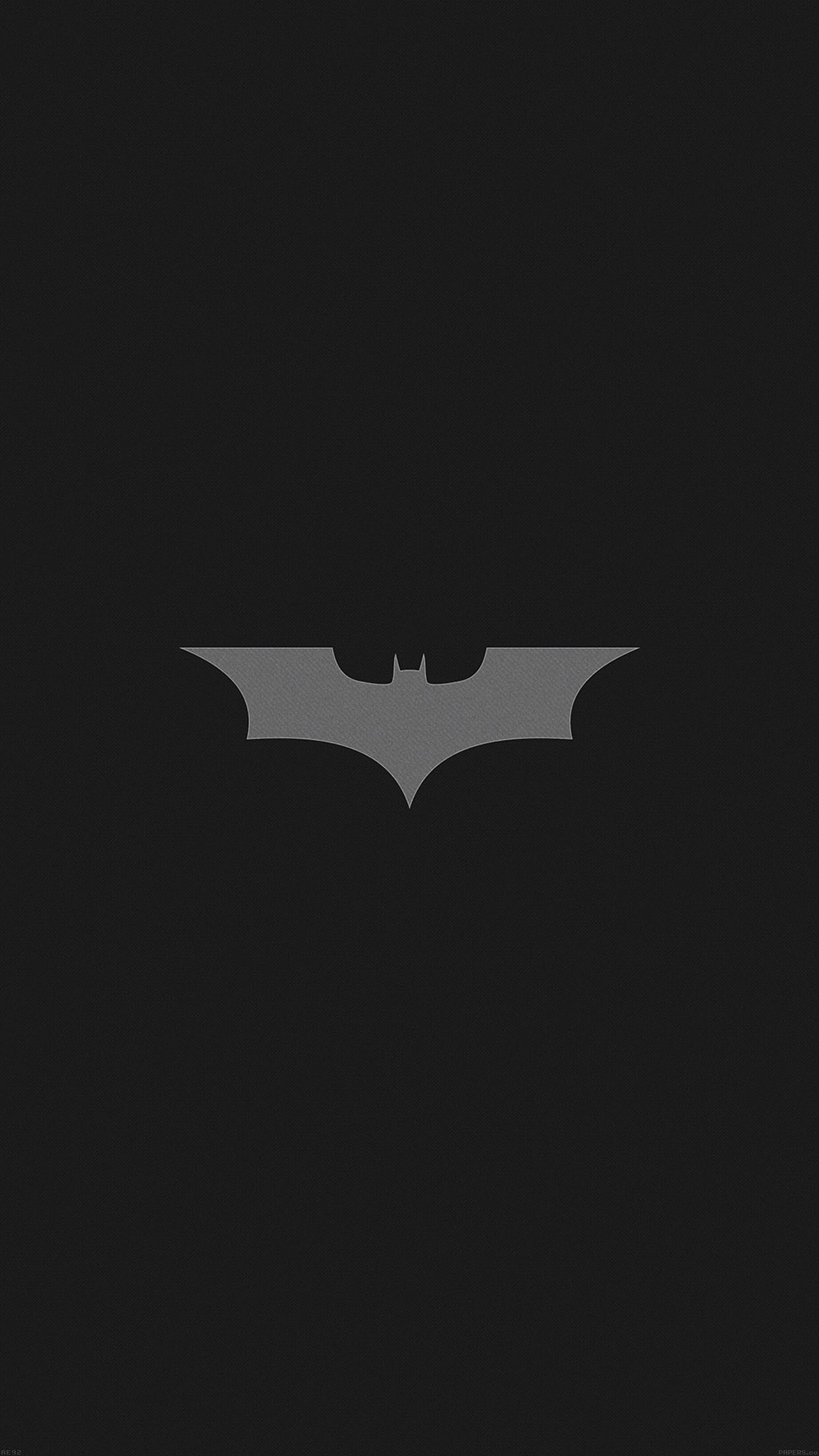 Batman Logo iPhone Wallpapers - HD Wallpapers Pop