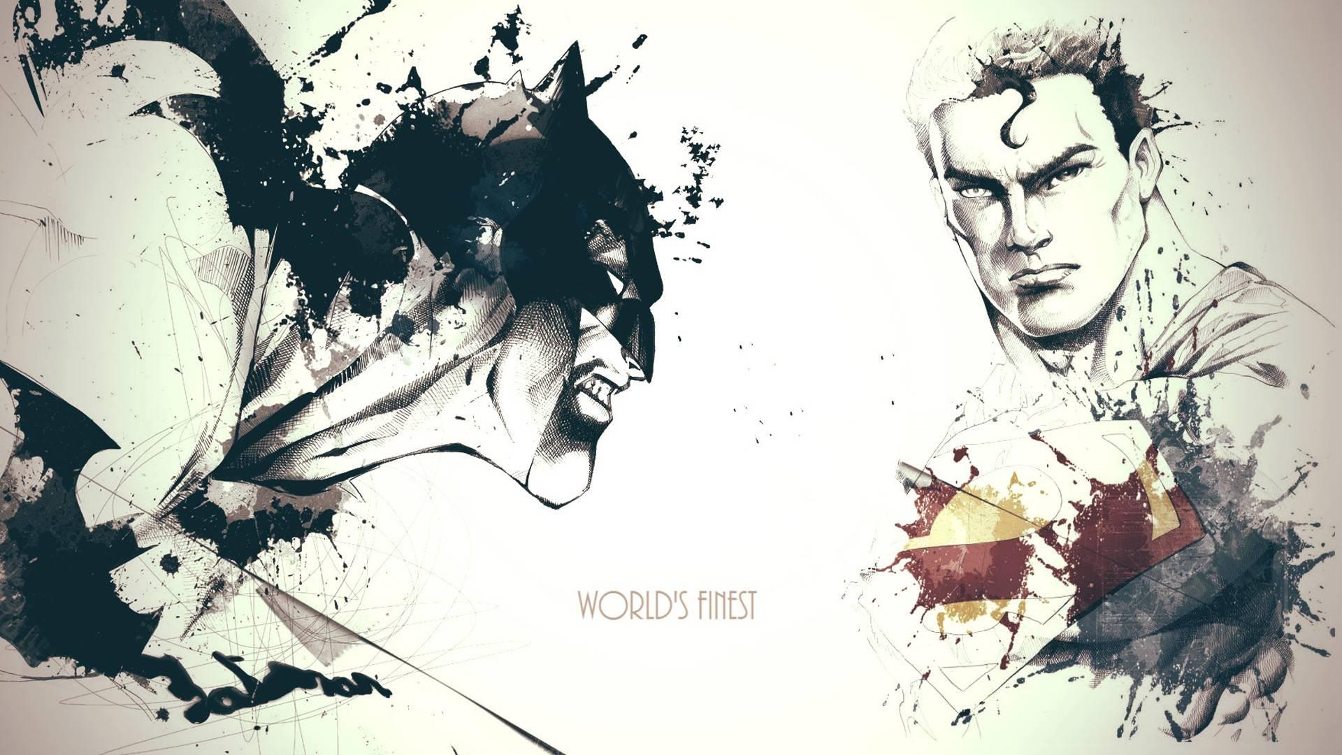batman vs superman wallpapers - sf wallpaper