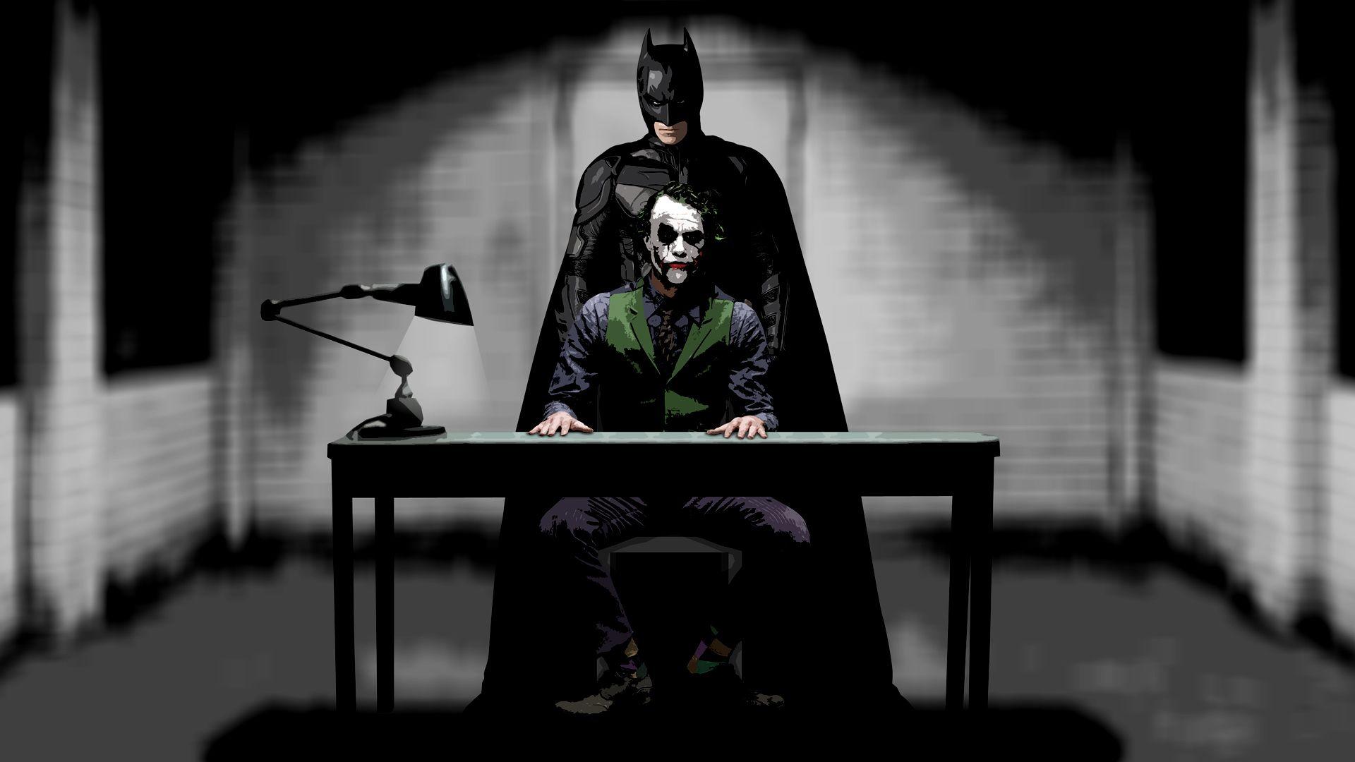 Collection of Batman Joker Wallpapers on HDWallpapers