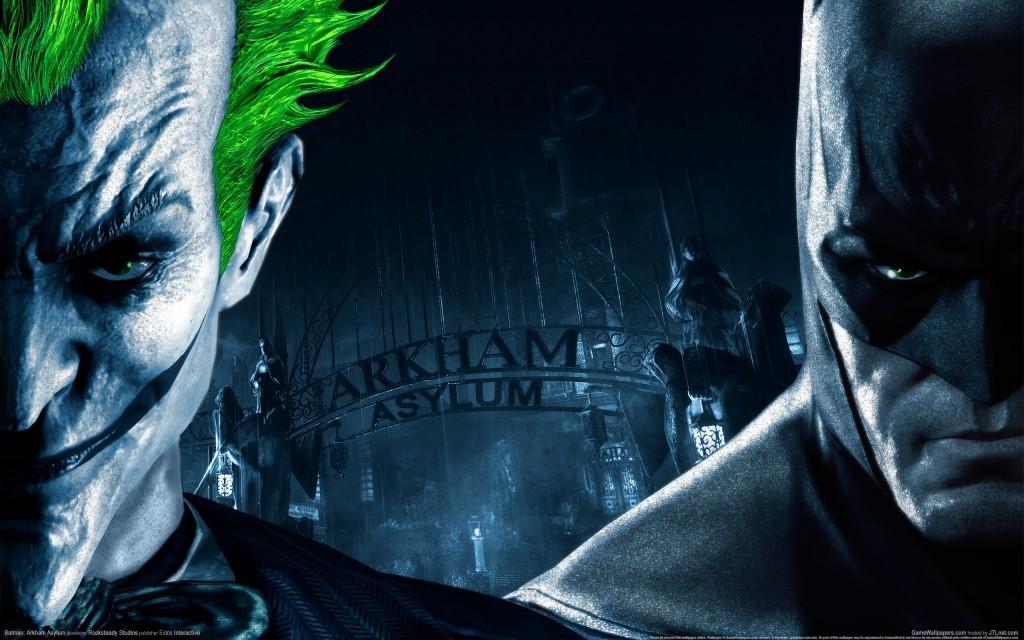 Batman vs Joker Wallpaper - WallpaperSafari