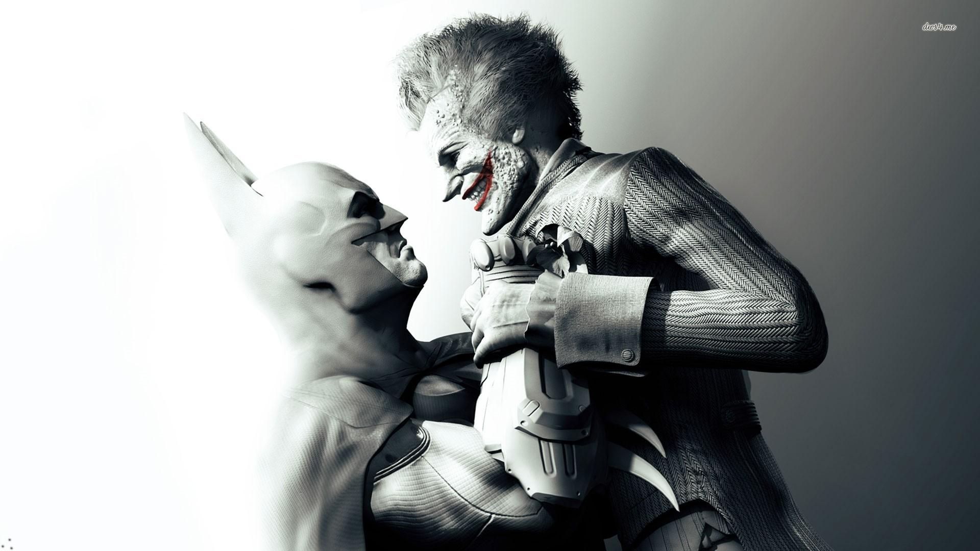 batman vs joker wallpaper - sf wallpaper