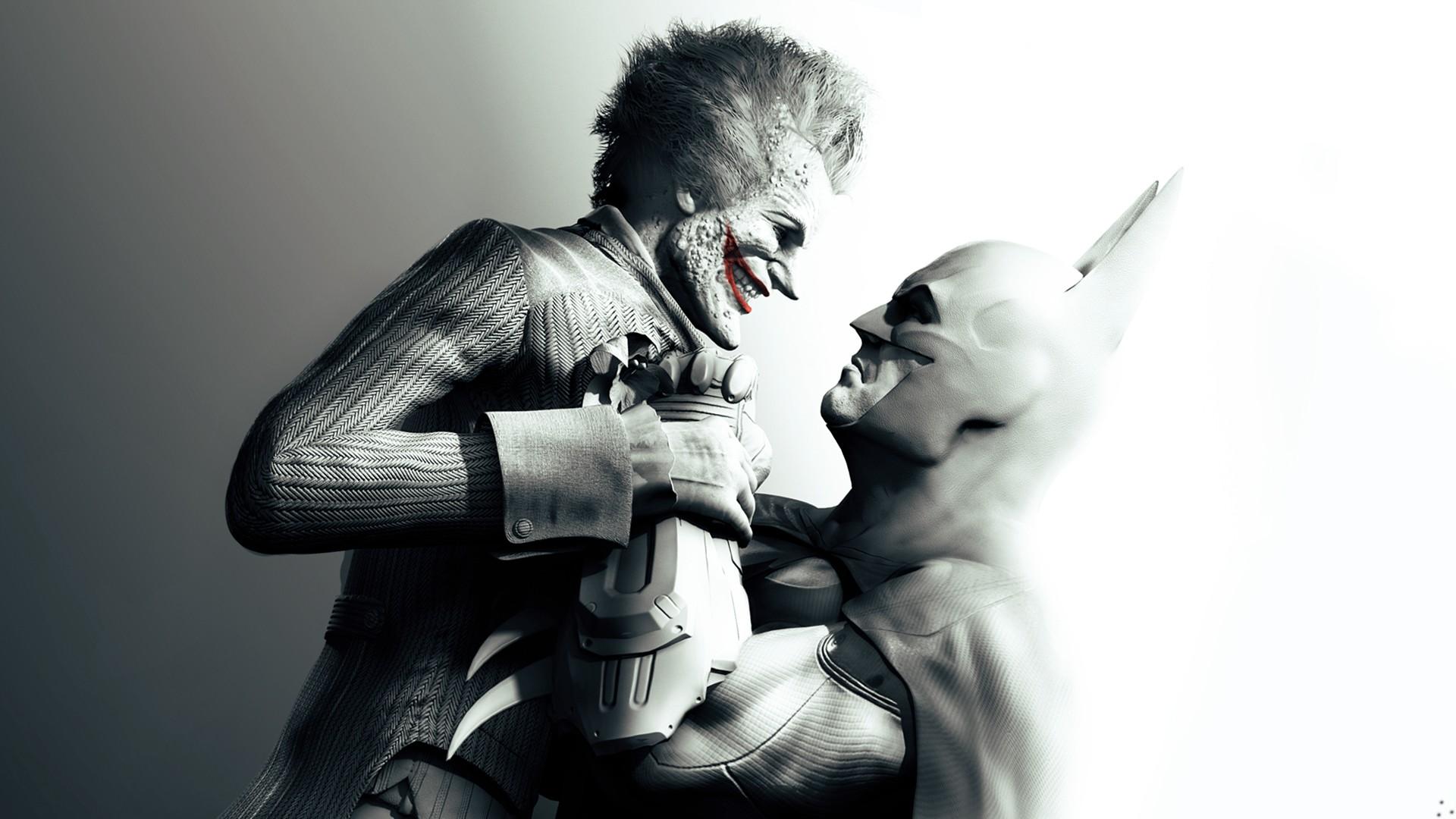 Joker vs Batman wallpaper | 1920x1080 | #28478